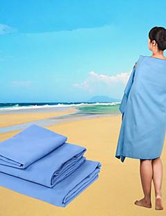 1Pcs  80*140Cm Microfiber Beach Towel Fast Drying Adult Travel Sports Swiming Camp Hiking Bath Towels Body Yoga Mat Beach Capes