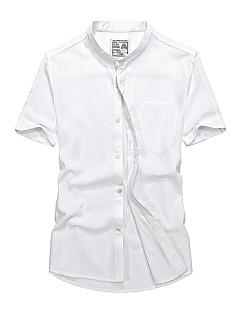 남성용 하이킹 셔츠 빠른 드라이 통기성 티셔츠 탑스 용 피싱 여름 L XL XXL XXXL XXXXL