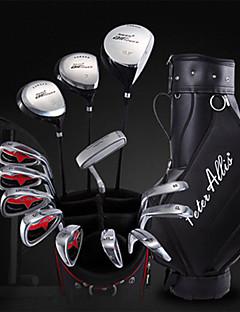 סטים לגולף מברזל ל גולף פיברגלס -
