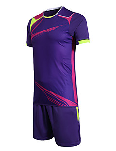 Football Survêtement Confortable Eté Classique Polyester Football