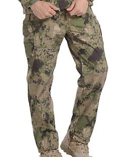 Pánské Dámské Unisex Maskovací lovecké kalhoty Voděodolný maskování Kalhoty pro Lov M L XL XXL XXXL