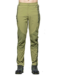 Men's Hiking Pants Outdoor Quick Dry Windproof Wearable Breathable Sweat-wicking Pants / Trousers Camping / Hiking Fishing Cycling / Bike