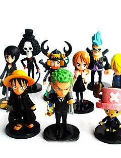 Anime Action Figurer Inspirert av One Piece Tony Tony Chopper PVC 9-6.5 CM Modell Leker Dukke