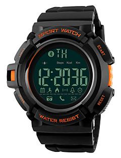 billige Digitalure-SKMEI Herre Digital Digital Watch / Armbåndsur / Militærur / Sportsur Japansk Bluetooth / Alarm / Kalender / Kronograf / Vandafvisende /