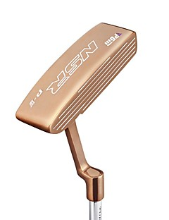 Golf putters gull svart rosa gull