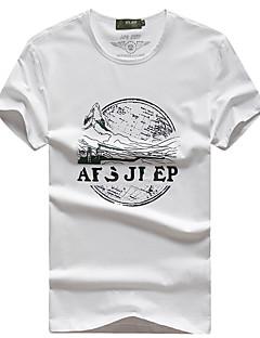 남성용 하이킹 T-셔츠 통기성 티셔츠 탑스 용 피싱 여름 L XL XXL XXXL XXXXL