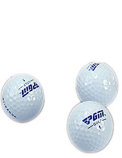 Χαμηλού Κόστους Golf Balls-Πρότυπη μπάλα του γκολφ Συνθετικός για Golf - 3pcs
