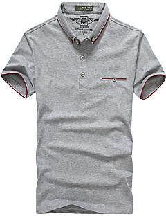 Homens Camiseta de Trilha Secagem Rápida Respirável Camiseta Blusas para Pesca Verão L XL XXL XXXL XXXXL