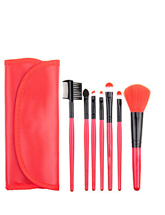 cheap -7pcs Makeup Brushes Professional Makeup Brush Set / Blush Brush / Eyeshadow Brush Synthetic Hair Classic / Squirrel Brush