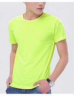 tanie Odzież turystyczna-Tričko na turistiku Quick Dry T-shirt Topy na Na każdy sezon M L XL XXL XXXL