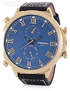 Herrn Erwachsene Sportuhr Militäruhr Kleideruhr Modeuhr Armbanduhr Armband-Uhr Einzigartige kreative Uhr Armbanduhren für den Alltag