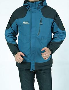baratos Calças e Shorts para Trilhas-Homens Jaquetas 3-em-1 Ao ar livre Inverno A Prova de Vento Calças Acampar e Caminhar