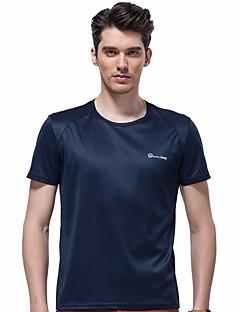 Unisex T-Shirt für Wanderer Rasche Trocknung Kleidungs-Sets für Golfspiel Frühling Sommer Herbst M L XL XXL XXXL