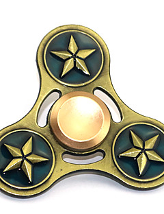 Fidget Spinner Inspired by Superhero  Anime Cosplay Accessories Chrome