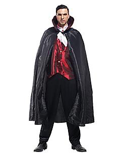 Film- & TV-themakostuums Cosplay Kostuums Feestkostuum Mannelijk Halloween Carnaval Festival/Feestdagen Halloweenkostuums Zwart Patchwork