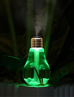 baratos Luzes de presente-YWXLIGHT® 1conjunto Outro LED Night Light USB Impermeável Humidificado Cores Variáveis Decorativa