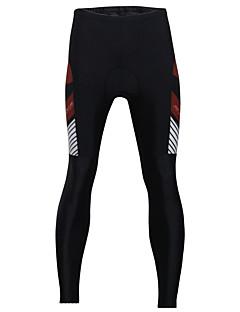 ILPALADINO טייץ לרכיבה בגדי ריקוד גברים אופניים תחתיות ייבוש מהיר עמיד עיצוב אנטומי לביש 3D לוח מפחית שפשופים Coolmax LYCRA® אופנתי רכיבה