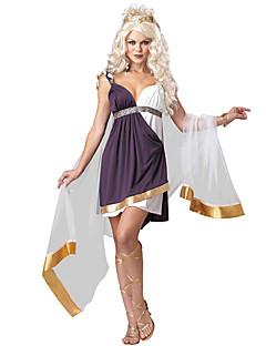 billige Voksenkostymer-Egyptiske Kostymer Queen Cleopatra Cosplay Cosplay Kostumer Party-kostyme Dame Halloween Karneval Festival / høytid Halloween-kostymer
