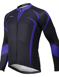 cheap Cycling Jerseys-ILPALADINO Men's / Women's Long Sleeve Cycling Jersey Bike Quick Dry, Anatomic Design, Breathable
