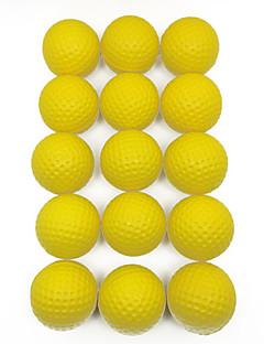 Χαμηλού Κόστους Golf Balls-Μπάλα του γκολφ Ανθεκτικό PU (Πολυουρεθάνιο) για Golf
