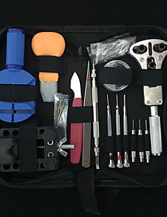 Set de instrumente de reparații ceas reglabil în spate caz de deschidere capac de remediere șurub ceasornicator baterie deschisă