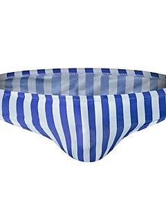 Heren Ademend Polyester Duikpak Zwemkleding-Zwemmen Strand Zomer