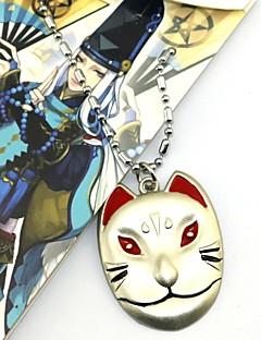 Inspirert av Cosplay Ao Anime Cosplay-tilbehør Halskjede