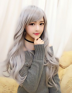 cheap Lolita Wigs-Lolita Wigs Sweet Lolita Dress Lolita Lolita Wig 70 CM Cosplay Wigs Wig For