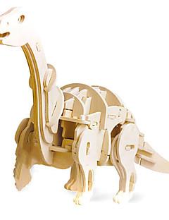 DIY 키트 3D퍼즐 직쏘 퍼즐 로직&퍼즐 장난감 장난감 공룡 만화 모양 3D 남자아이 여자아이 조각