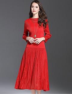 cheap SHYSLILY-SHYSLILY Women's Cute Sheath Dress - Solid Colored