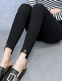 Dames Effen Effen kleur,Legging