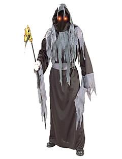 Skjelett / Kranium Zombie Cosplay Cosplay Kostumer Mann Unisex Halloween Karneval De dødes dag Festival / høytid Halloween-kostymer