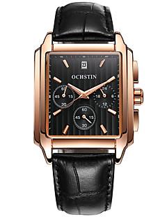 Pánské Náramkové hodinky Unikátní Creative hodinky Hodinky na běžné nošení Hodiny Dřevo Sportovní hodinky Módní hodinky Křemenný Kalendář