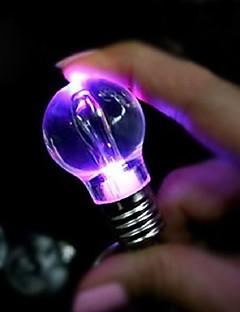 baratos Luzes de presente-1 Pça. LED Night Light Bateria Decorativa LED