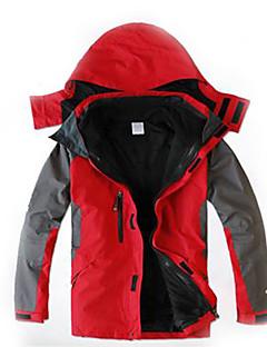 tanie Odzież turystyczna-Na wolnym powietrzu Zima Keep Warm Kurtka zimowa Topy Narciarstwo Camping & Turystyka Przypadkowy