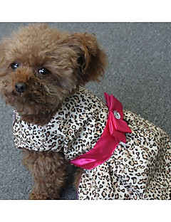 Dog Dress Dog Clothes Casual/Daily Stripe