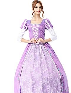 Prinsesse Eventyr Cosplay Kostumer Voksne Halloween Festival/høytid Halloween-kostymer Mote Vintage