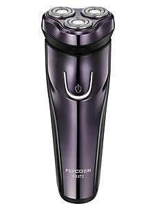 elektriske barbermaskiner menn 100v-240v vanntett / vanntett vaskbar ladingindikator håndholdt design
