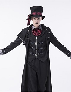 Vampire Cosplay Costumes Adults' Halloween Festival / Holiday Halloween Costumes Fashion Vintage