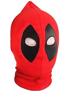 billige Halloweenkostymer-Superhelter Hatter Halloween Festival / høytid Halloween-kostymer Rød Mote