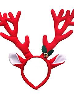 Alle Fest Cosplay Klokke Jul Hårbånd,Vinter Smykker Annet