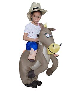 billige Barnekostymer-Dyremønster Halloween Jul Karneval Festival / høytid Halloween-kostymer Dyretrykk