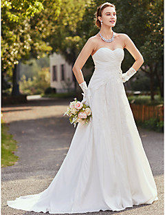 Cheap wedding dresses online wedding dresses for 2017 sheath column strapless court train taffeta wedding dress with appliques by lan ting bride junglespirit