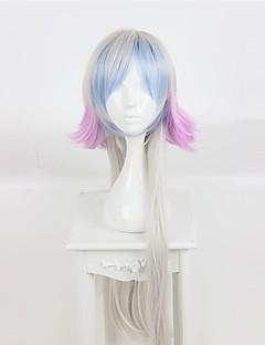 cheap Anime Cosplay Wigs-Cosplay Wigs Cosplay Cosplay Anime Cosplay Wigs 100cm CM Heat Resistant Fiber Men's Women's