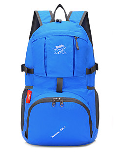 남성 가방 나일론 지퍼 용 등산 사계절 푸른 클로버 블랙 루비 퍼플