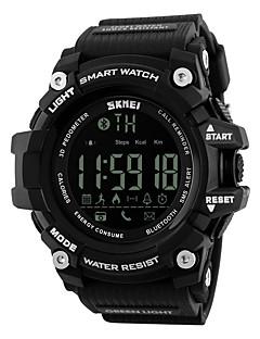 billige Digitalure-Herre Dame Digital Digital Watch Armbåndsur Smartur Militærur Sportsur Kinesisk Alarm Kalender Kronograf Vandafvisende Skridttællere Stor