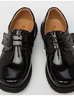 Χαμηλού Κόστους -Αγορίστικα Παπούτσια PU Φθινόπωρο / Χειμώνας Ανατομικό Αθλητικά Παπούτσια για Μαύρο