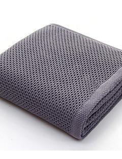 Frischer Stil Badehandtuch,Plaid/Karomuster Gehobene Qualität Reine Baumwolle Handtuch