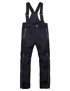 Детские Лыжные брюки Теплый Водонепроницаемость С защитой от ветра Воздухопроницаемость Катание на лыжах Хлопок