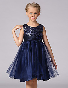 2015 Children Girls Evening Dress School Party Dress Formal Dress Evening Wedding Party Dresses Full Dress For SZ 3~10Y